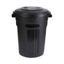 32 gal trash can