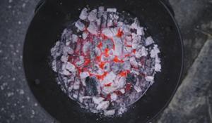 Erwan Hesry hot coals